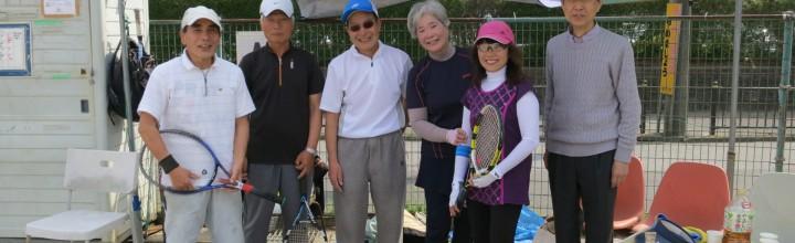 千葉県支部テニス部設立準備会 【活動案内】