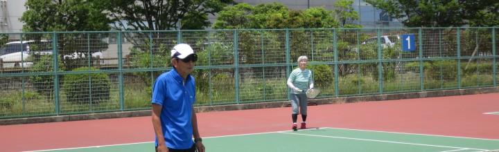 第1回 校友会千葉県支部 懇親テニス会【実施報告】