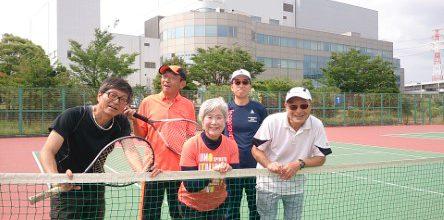 第13回懇親テニス会【活動報告】