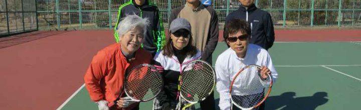 千葉県支部テニス部会・今年もよろしく!!【活動報告】