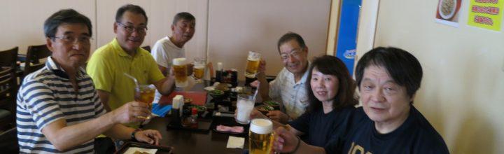 7~8月千葉県支部テニス会 【実施報告】