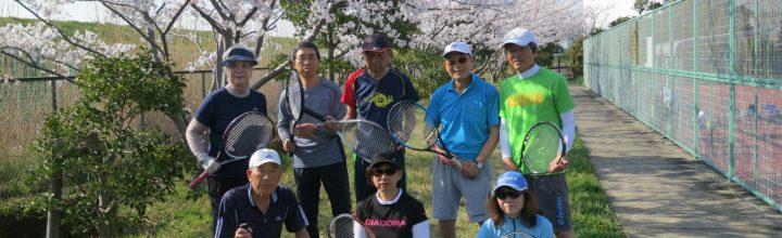 3~4月テニス会 【実施報告】