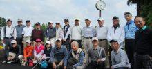 第20回校友会千葉県支部懇親ゴルフコンペ 【実施報告】