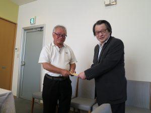 優勝は脇田昇さん